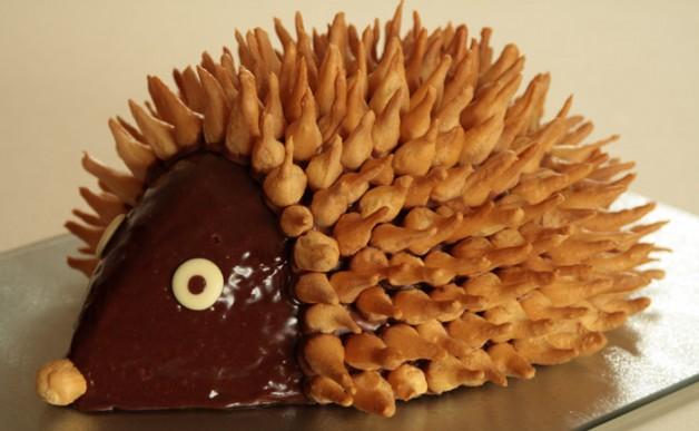 Tort jeż