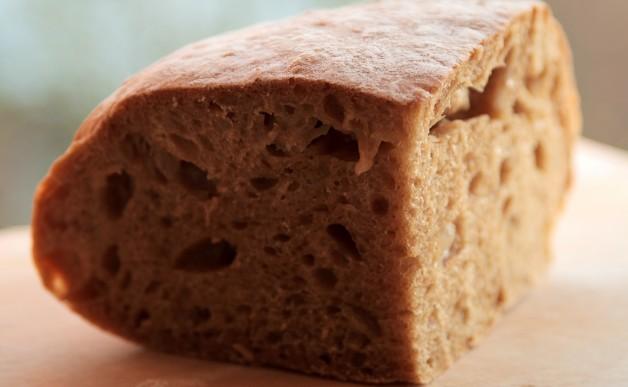 Pszenny chleb z piwem