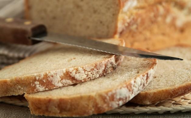 Pszenny chleb z ziemniakami, na zakwasie