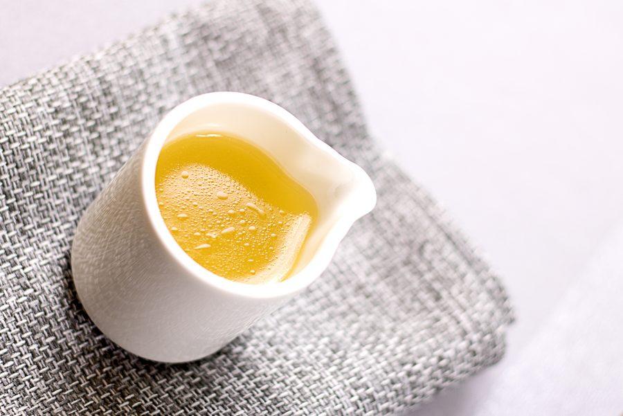 Cytrynowy sos winegret