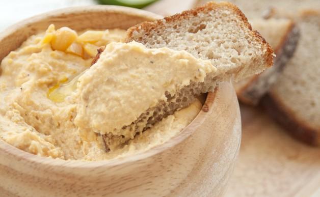 Tradycyjny hummus