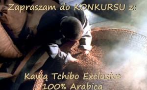 Kawa Tchibo - konkurs