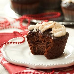 Czekoladowo-korzenne muffinki