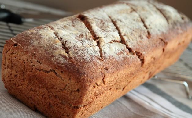 Chleb pszenno-żytni, bardzo łatwy i szybki