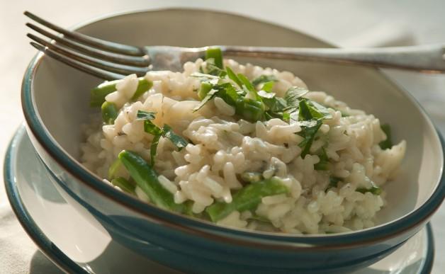 Risotto z gorgonzolą