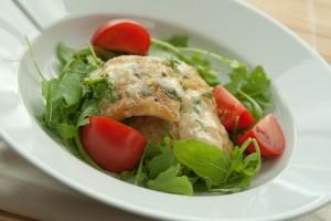 Ryba w sosie cytynowym