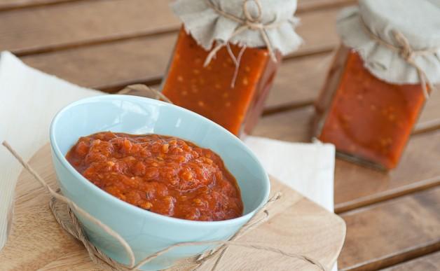 Sos pomidorowy ze świeżych pomidorów
