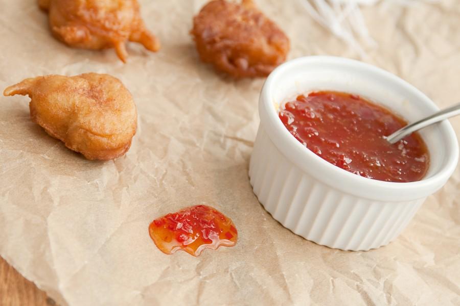 Sos z papryczek chilli