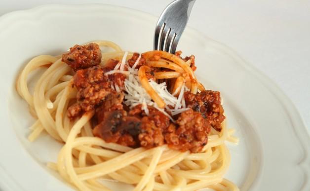 Spaghetti A'LA Bolognese - Dietetyczne