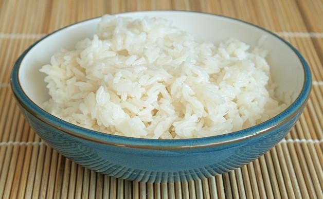 Tajski ryż z mlekiem kokosowym