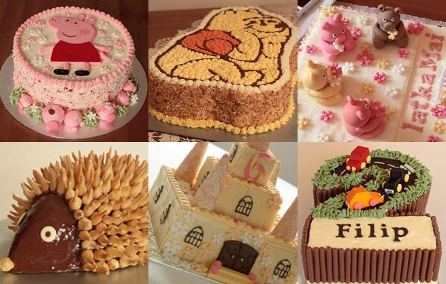 torty urodzinowe dla dzieci :)