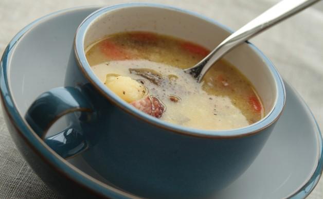 Zupa kartoflana